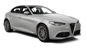 Car rental Alfa Romeo Giulia
