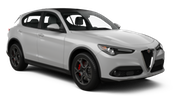 Car rental Alfa Romeo Stelvio