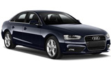 Car rental Audi A4 Diesel