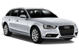 Car rental Audi A4 Estate Diesel