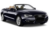 Car rental Audi A5 Convertible