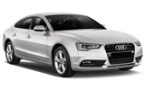 Car rental Audi A5 Diesel