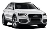 Car rental Audi Q3 Diesel