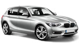 Car rental BMW 1 Series