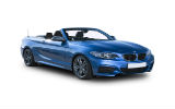 Car rental BMW 2 Series Convertible