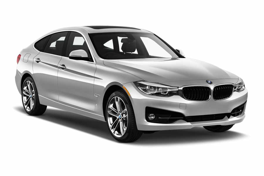 Car rental BMW 3 Series