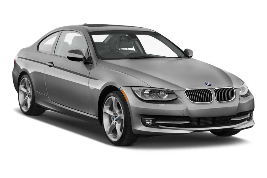 Car rental BMW 3 Series Coupe