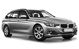 Car rental BMW 3 Series Estate