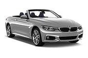 Car rental BMW 4 Series Convertible