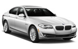 Car rental BMW 5 Series