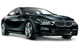 Car rental BMW 6 Series