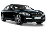 Car rental BMW 7 Series