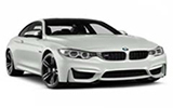 Car rental BMW M4 Coupe