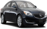 Car rental Buick Excelle