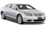 Car rental Buick Lacrosse