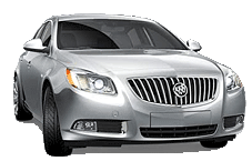 Car rental Buick Regal