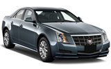 Car rental Cadillac CTS