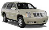 Car rental Cadillac Escalade