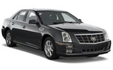 Car rental Cadillac XTS