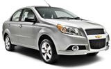 Car rental Chevrolet Aveo