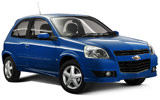 Car rental Chevrolet Chevy