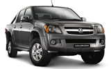 Car rental Chevrolet Colorado