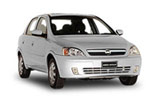 Car rental Chevrolet Corsa Classic