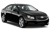 Car rental Chevrolet Cruze