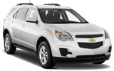 Car rental Chevrolet Equinox