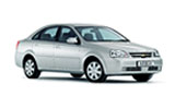 Car rental Chevrolet Lacetti