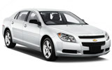 Car rental Chevrolet Malibu
