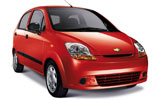 Car rental Chevrolet Matiz