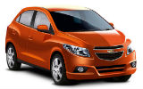 Car rental Chevrolet Onix