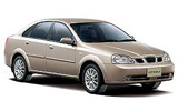 Car rental Chevrolet Optra