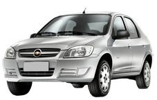 Car rental Chevrolet Prisma
