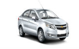 Car rental Chevrolet Sail
