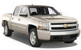Car rental Chevrolet Silverado Ext Cab