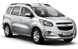 Car rental Chevrolet Spin