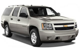Car rental Chevrolet Suburban