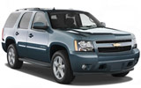 Car rental Chevrolet Tahoe