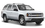 Car rental Chevrolet Trailblazer