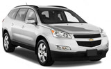 Car rental Chevrolet Traverse