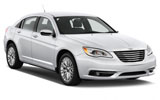 Car rental Chrysler 200