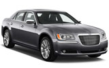 Car rental Chrysler 300