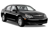 Car rental Chrysler Sebring