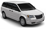 Car rental Chrysler Town & Country