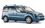 Car rental Citroen Berlingo
