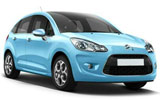 Car rental Citroen C3