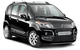 Car rental Citroen C3 Picasso