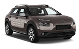 Car rental Citroen C4 Cactus